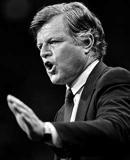"Senator Edward ""Ted"" Kennedy"