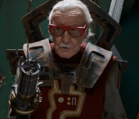 "Stan Lee and the song ""Dear Mr. Fantasy"" from Avengers: Endgame"