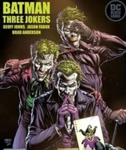 Mystery of the Three Jokers: When Will We See This Important Batman Story?
