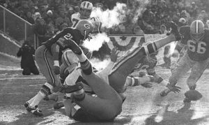 Packers vs. Cowboys-Ice Bowl 1967