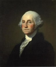 George Washington was born on February 22