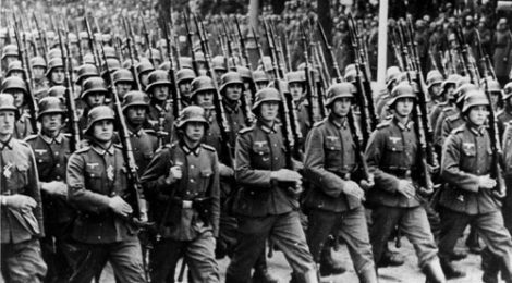 German Soldiers in World War Two