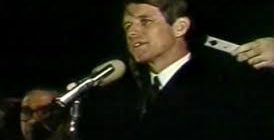 Bobby Kennedy On the Death of MLK-1968