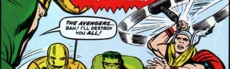 Learn About the History of the Mighty Avengers