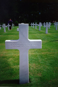 American Military Grave at Normandy